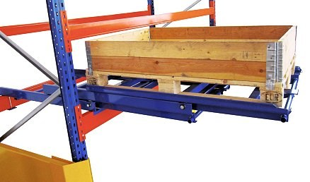 Pull-out Unit - Beam Mounting